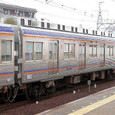 南海電気鉄道 6100系 6(2+4)連 6113F⑤ サハ6851形 6864 T