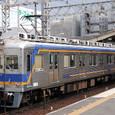 南海電気鉄道 6300系 6(2+4)連 6302F① 6302 Mc1 準急 和泉中央ゆき