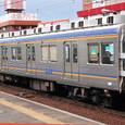 南海電気鉄道 6300系 6(2+4)連 6302F② 6402 T1 準急 和泉中央ゆき