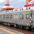 南海電気鉄道 6300系 6(2+4)連 6302F③ 6342 M1 準急 和泉中央ゆき