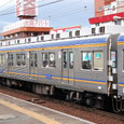 南海電気鉄道 6300系 6(2+4)連 6302F④ 6442 T1 準急 和泉中央ゆき