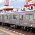 南海電気鉄道 6300系 6(2+4)連 6302F⑤ 6452 T2 準急 和泉中央ゆき