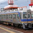 南海電気鉄道 6300系 6(2+4)連 6302F⑥ 6352 Mc2 準急 和泉中央ゆき