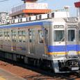 南海電気鉄道 6300系 4連 6321F④ 6371 Mc2
