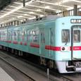 西日本鉄道 天神大牟田線 6050形VVVF制御車 6054F 4両編成