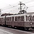 西日本鉄道 北九州線 1000形 連接車 1024A_ 近畿車両製