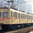 西日本鉄道 宮地岳線 313系 冷房改造車 313F① モ313形 313 Mc