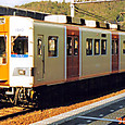 能勢電鉄 1500系* 10F2連② 1510 オリジナル塗装3