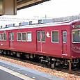 能勢電鉄 1500系 00F2連② 1550 阪急色 2010年撮影