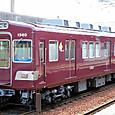 能勢電鉄 1500系 10F2連② 1510 阪急色 2010年撮影