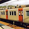 能勢電鉄 1500系 04F③ 1584 オリジナル塗装3 1998年撮影