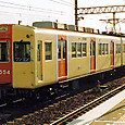 能勢電鉄 1500系 04F① 1554 オリジナル塗装3 1998年撮影
