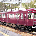 能勢電鉄 1500系 02F④ 1502 阪急塗装