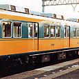 能勢電鉄1700系 01F② 1731 オリジナル塗装(いわゆる オレンジ色)