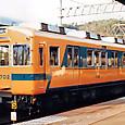 能勢電鉄 1700系 02F④ 1702 オリジナル塗装(いわゆる オレンジ色)