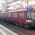 能勢電鉄 3100系 *3170F 阪急色