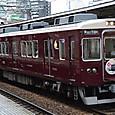 能勢電鉄 6000系8連_6002F⑧ 6102 M'c
