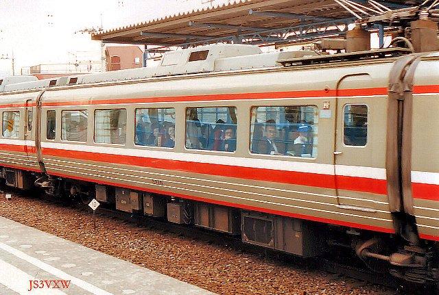小田急電鉄 3100系 NSE車 3201×11 ②号車 デハ3100...  登戸 小田急電