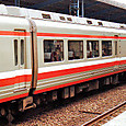 小田急電鉄 7000系 LSE車 7001×11 ⑨号車 サハ7000形 7051  特急「えのしま」