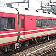 小田急電鉄 7000系 LSE リニューアル車 7001×11 ⑧号車 デハ7000形 7201  特急「はこね」