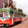 岡山電気軌道 3000形 3009 もと東武日光軌道線100形 103→3009