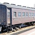 大井川鐵道 旧型客車 35系 オハフ33形 オハフ33 215
