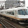 近畿日本鉄道 21000系8連 06F+増02F① モ21100形 21106 アーバンライナーPlus