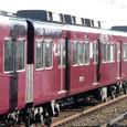 阪急神戸線 6000系7000系混結8連_6050F⑤ 7575 T アルミカー