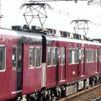阪急神戸線 6000系7000系混結8連_6050F⑥ 7605 M アルミカー