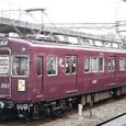 阪急京都線 2300系4連_2301F① 2301 Mc