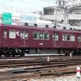 阪急京都線 3300系8連_3330F③ 3316 Mc