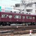 阪急京都線 3300系8連_3330F④ 3416 M'o