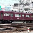 阪急京都線 3300系8連_3330F⑤ 3340 Mo