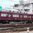 阪急京都線 3300系8連_3330F⑥ 3816 M'