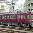 阪急京都線 5300系 7連_5324F① 5324 Mc