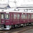 阪急京都線 7300系増結用2連_7301F② 7451 Tc