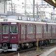 阪急京都線 7300系増結用2連_7301F