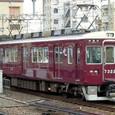 阪急京都線 7300系8連_7322F① 7322 Mc