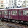 阪急京都線 7300系8連_7322F② 7802 M'