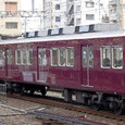 阪急京都線 7300系8連_7322F③ 7852 T