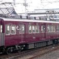 阪急京都線 7300系8連_7322F⑦ 7902 M