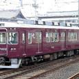 阪急京都線 7300系8連_7322F⑧ 7402 M'c