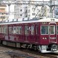 阪急京都線 7300系増結用2連_7323F② 7323 Mc