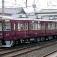 阪急京都線 7300系増結用2連_7323F② 7453 Tc