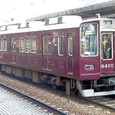 阪急京都線 8300系(1次形)8連_8300F⑧ 8400 M'c