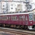 阪急京都線 8300系(2次形)8連_8303F① 8303 Mc