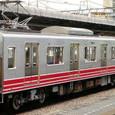 相模鉄道 8000系 8709F⑤ モハ8100形 8126 セミクロスシート車
