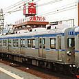 泉北高速鉄道 100系4連 リニューアル車 09F① 582