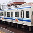泉北高速鉄道 7020系 6連 21F③ 7121 和泉こうみ ラッピング