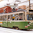 札幌市交通局 (札幌市電) 210形(車体更新車) 212号機   *オリジナル塗装    1994年撮影